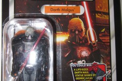 Entertainment Earth Update – Star Wars Black Darth Malgus And Starkiller Pre-Orders