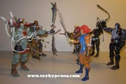 Thundercats Classics 6 inch Lion-O and Mumm-Ra Review!