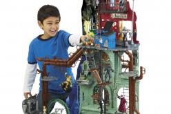 TMNT Secret Sewer Lair Playset Listed In Wal-Mart's 2013 Holiday Top Toy List