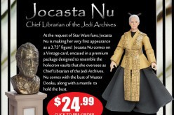Brian's Toys Exclusive Star Wars Jocasta Nu – All Orders To Be Fulfilled By February