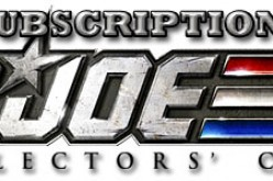 G.I. Joe Collectors' Club FSS Payment #3 Due April 11th