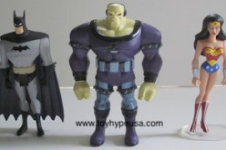 Justice League Unlimited Mongul Review