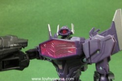 Transformers Fall of Cybertron Shockwave Review