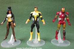 Mattycollector 6 Inch Flight Stands Review