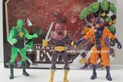Hasbro Marvel Universe SDCC 2012 Masters Of Evil 3 Pack Review