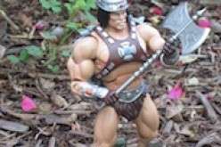 Masters of the Universe Classics SDCC 2012 Vykron Review