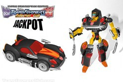 Transformers Collectors' Club FSS Jackpot Figure Now Arriving In Mailboxes