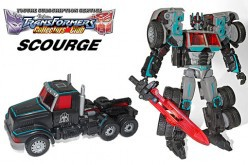 Transformers Collectors' Club FSS Scourge Now Available At The Club Store