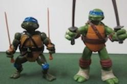 Teenage Mutant Ninja Turtles 2012 Leonardo Review