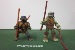Teenage Mutant Ninja Turtles 2012 Donatello Review