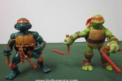 Teenage Mutant Ninja Turtles 2012 Michelangelo Review