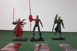 Darth Maul Returns Target Exclusive Battle Packs Review