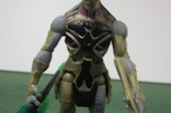 Avengers Movie 4 Inch Chitauri With Cosmic Axe Review
