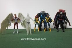 SDCC 2012 Toysrus Exclusive X-Men Collector Pack Box Set Review