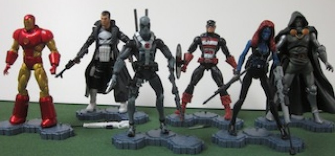 Marvel Legends 2012 Wave 3 Review