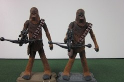 Star Wars The Clone Wars CW9 Chewbacca Review