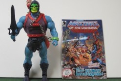 Masters Of The Universe Classics Dragon Blaster Skeletor Review