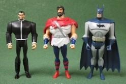 Justice League Unlimited Vandal Savage, Future Superman, Batman 3-Pack Review