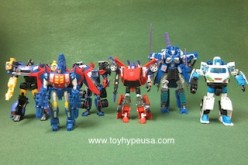 BotCon 2012 Transformers Timelines Invasion Box Set Review