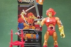 STGCC 2012 Exclusive 8 Inch Thundercats Lion-O Mumm-Ra Review