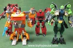 Transformers Generations Classics 3.0 Toys R Us Deluxe Exclusives Review