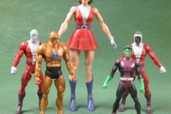 DC Club Infinite Earths Signature Collection Elasti-Girl Review