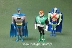 Justice League Unlimited 3-Pack – Guy Gardner, Martian Manhunter, & Classic Detective Batman Review