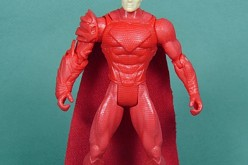 Superman Man Of Steel 3.75 Inch Movie Line Prototypes