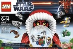 Lego Star Wars Advent Calendar & Lego City Advent Calendar On Sale At Amazon