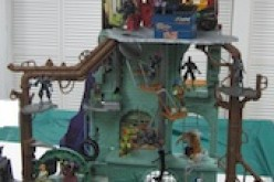 TMNT 2012 Secret Sewer Lair Playset Review