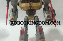 Fall of Cybertron Grimlock In-Hand Images