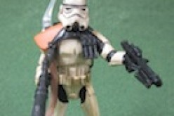 Star Wars The Vintage Collection VC 112 Sandtrooper Review
