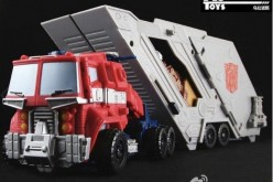 Transformers Year Of The Snake Optimus Prime & Omega Supreme Pre-Orders At Amazon