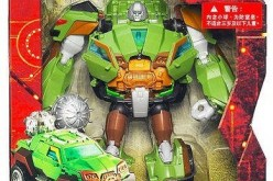 Transformers Generations Classics Brawn Action Figure To Be Released