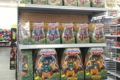 Mattel's Masters Of The Universe Classics Showing Up At Wal-Mart?!