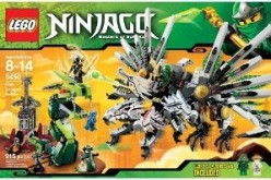 Lego Ninjago 9450 Epic Dragon Battle $26 Off At Amazon – Now $93.75