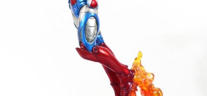 Bowen Designs – Marvel Collectibles Iron Patriot & Carol Danvers: Captain Marvel Statues Pre-Orders Live