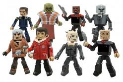 Star Trek Legacy Minimates Series 1