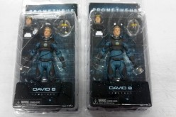 NECA Promethus Series 2 In-Package Images