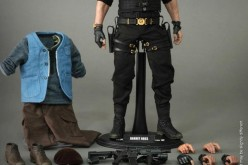 Hot Toys Announces The Expendables 2 Barney Ross Sixth Scale Figure