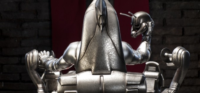 Sideshow's New Ultron Statue First-Look