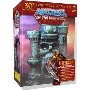 Masters Of The Universe – 30th Anniversary Limited Edition DVD Box Set Now $59.53 (40% Off) At Amazon