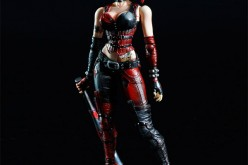 Pre-Order – Harley Quinn – Batman Arkham City (Play Arts Kai)