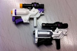 Transformers Classics Custom Color Accurate G1 Megatron In Weapon Mode Accessory