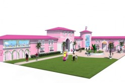 Barbie Opens The Doors To Her Real Life Dreamhouse