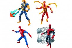 Ultimate Spider-Man 6 Inch Wave 1 Figures Pre-Order At BBTS