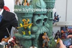 NYTF 2013 – MOTUC Castle Grayskull Looks Bigger In Person