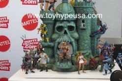 Mattel Wants To Know Your Top 3 Questions For Design About MOTUC Castle Grayskull