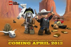 NYTF 2013 – Lego Announces The Lone Ranger, TMNT, Star Wars, Marvel, DC & More