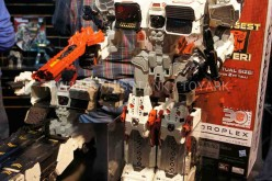 NYTF 2013 – Transformers Fall Of Cybertron Metroplex